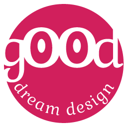 Good Dream Design Logo